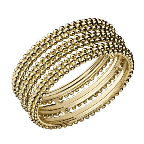 Ring Le Premier Jour, yellow gold